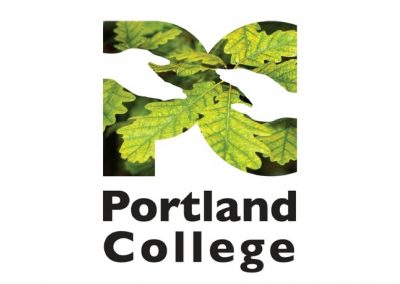 Portland College Logo Tempest Training Sq