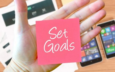 How to set personal goals for 2018…
