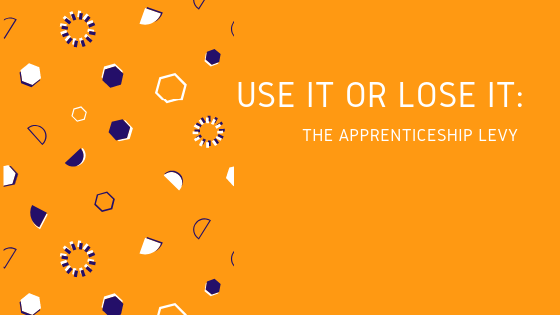 Use it or lose it: The Apprenticeship Levy